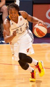 2015 Indiana Fever Game 002 vs Mercury