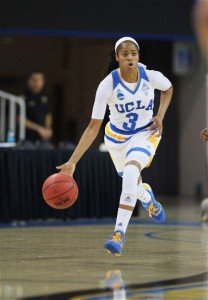 Jordin Canada ignited in the second half to give the Bruins the win. Photo by William Johnson/T.G.Sportstv1.