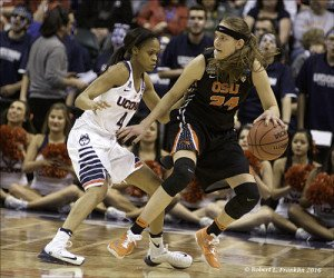Final Four 2016 Connecticut vs Oregon State
