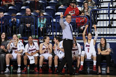 Duquesne coach Dan Burt believes in giving players and assistant coaches strong voices in the Dukes program. Photo courtesy of Duquesne Athletics.