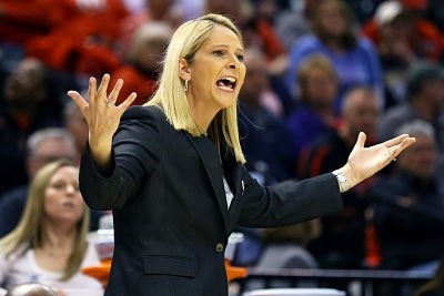 Maryland coach Brenda Frese has been coaching for 23 years. Photo by Aaron Doster/USA TODAY Sports.