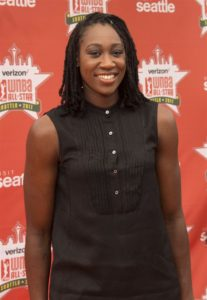 Tina Charles. Photo by Jamie Mitchell/TGSportstv1.