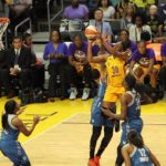Nneka Ogwumike elevates to score. Photo by Benita West/TGSportsTV1.