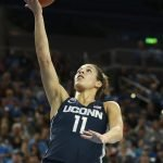Kia Nurse lays it up and in. Photo by Maria Noble/WomensHoopsWorld.