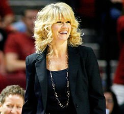 Sherri Coale begins her 22nd season with Oklahoma this fall. Photo courtesy of Oklahoma Athletics.