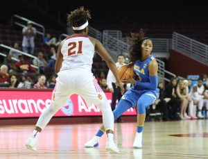 Aliyah Mazyck, Jordin Canada. Photo by Maria Noble/WomensHoopsWorld.