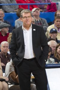 Geno Auriemma. Photo by Stephen Slade.
