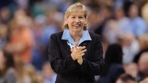 Sylvia Hatchell. AP stock photo.