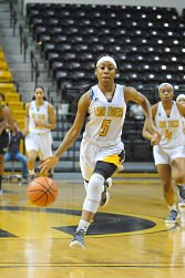 Shakyla Hill. Photo courtesy of Grambling Athletics.