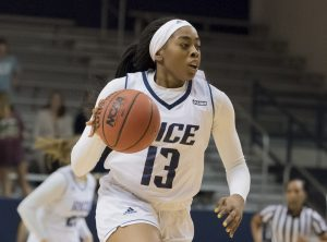 Erica Ogwumike. Photo courtesy of Rice Athletics.