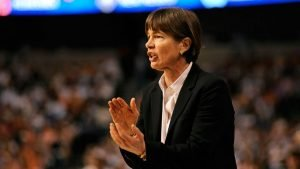 Tara VanDerveer. Getty Images stock photo.
