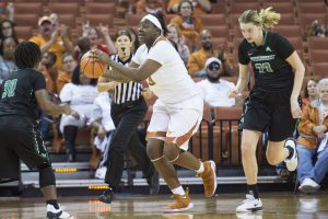 Rellah Boothe. Photo courtesy of Texas Athletics.
