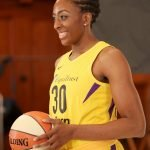 Nneka Ogwumike. Photo by Maria Noble/WomensHoopsWorld.