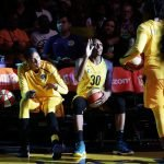 Candace Parker and Nneka Ogwumike. Maria Noble/WomensHoopsWorld.