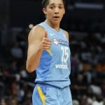 Gabby Williams. Photo by Maria Noble/WomensHoopsWorld.