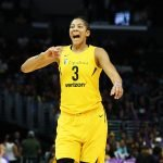 Candace Parker. Maria Noble/WomensHoopsWorld.