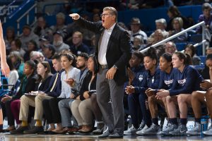Geno Auriemma. Photo courtesy of UConn Athletics.