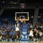 Michaela Onyenwere elevates to score. Maria Noble/WomensHoopsWorld.
