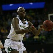 Kalani Brown has dominated inside for Baylor this season. Baylor Photography.
