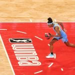 Friday, July 26, 2019 - Skills challenge during the WNBA All-Star Weekend at Mandalay Bay in Las Vegas, NV. (Maria Noble)