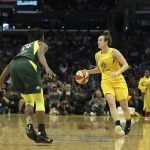Jewell Loyd, Marina Mabrey. Maria Noble/WomensHoopsWorld