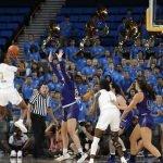 Kiara Jefferson elevates to score. Maria Noble/WomensHoopsWorld