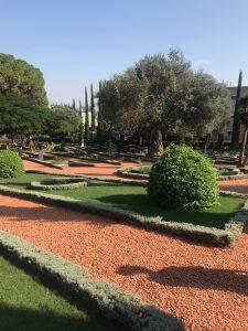 Baha'i Gardens - Haifa, Israel