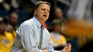 Mike Carey has been the head coach at West Virginia for 19 years. AP file photo.