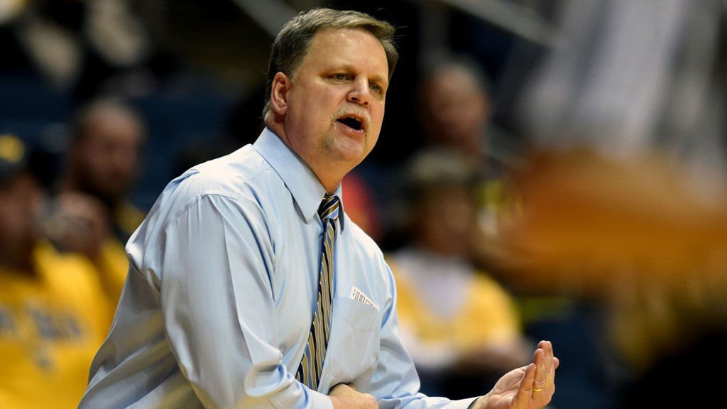 Coach's Chair: Mike Carey, West Virginia University