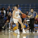 Natalie Chou on the run. Maria Noble/WomensHoopsWorld.