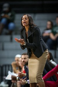 Georgia head coach Joni Taylor (Photo by Matthew Mitchell)