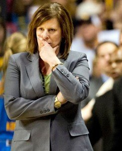 Cori Close is in her fifth season as UCLA head coach. Photo by ASUCLA.