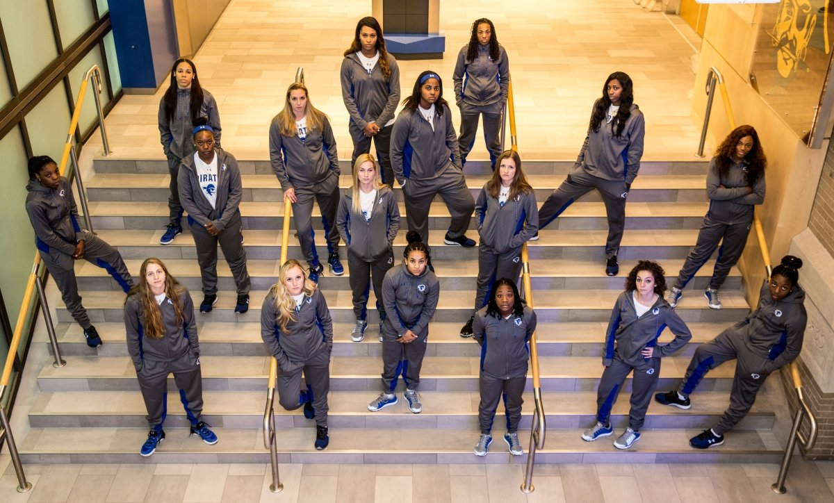 Seton Hall is young and hungry this year. Photo courtesy of Seton Hall Athletics.
