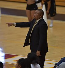 Coach John Bonner coaches the season opener. Photo courtesy of Toro Athletics.
