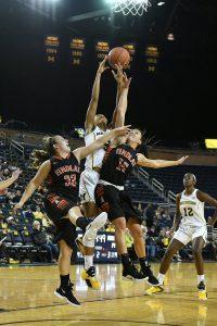 Photo courtesy of Michigan Athletics.