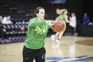 Jodie Berry has been an assistant coach to Kelly Graves for 17 years. Photo courtesy of Oregon Athletics.