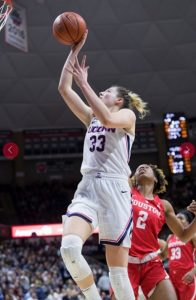 Katie Lou Samuelson. Stephen Slade photo.
