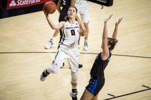 Mikayla Pivec. Photo courtesy of Oregon State Athletics.