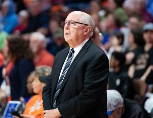Mike Thibault. Chris Poss photo.