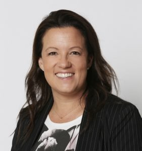 Alisha Valavanis was named CEO and general manager of the Seattle Storm in 2014.